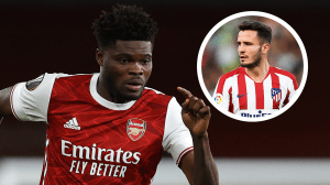 'He's amazing' – Arsenal star Partey could be one of the best in the world, says Saul Niguez