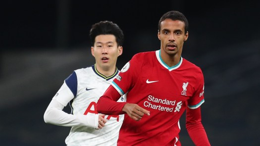 Liverpool's defensive injury crisis deepens with Matip ...
