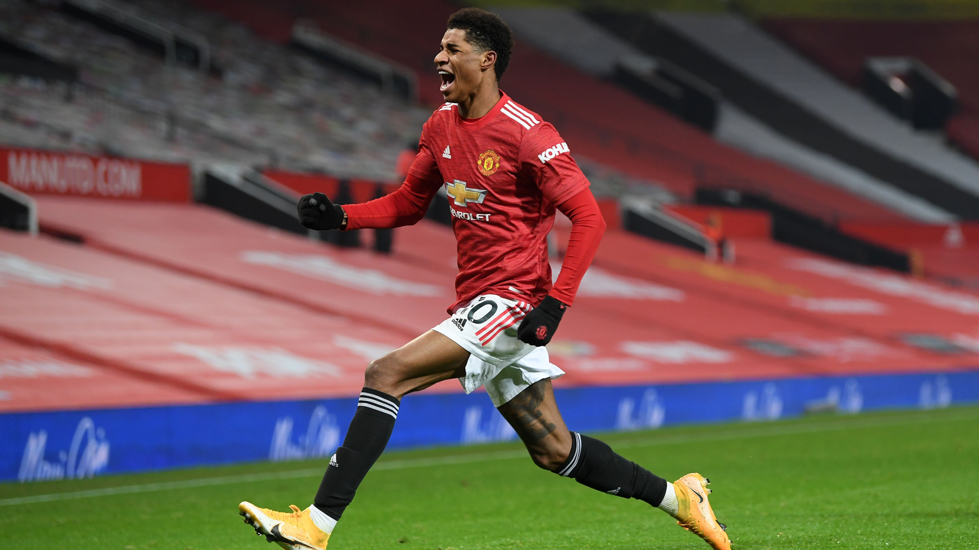 You survived 2020′ – Man Utd star Rashford offers message of hope heading into new year
