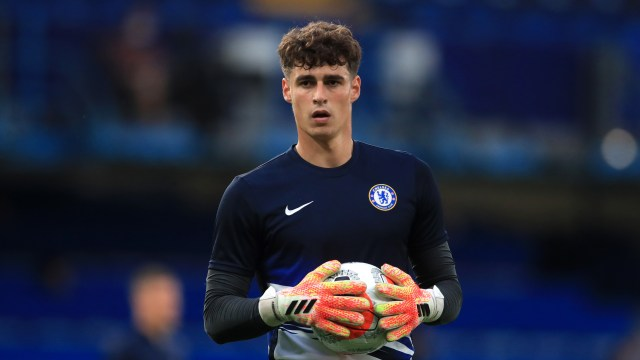 Kepa is our 'keeper and I'm happy with him - Lampard | Goal.com