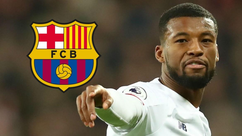 Wijnaldum warned against leaving Liverpool for money as Barcelona talk  rumbles on | Goal.com