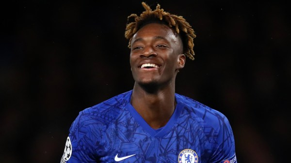 Lampard happy to see Abraham break Chelsea
