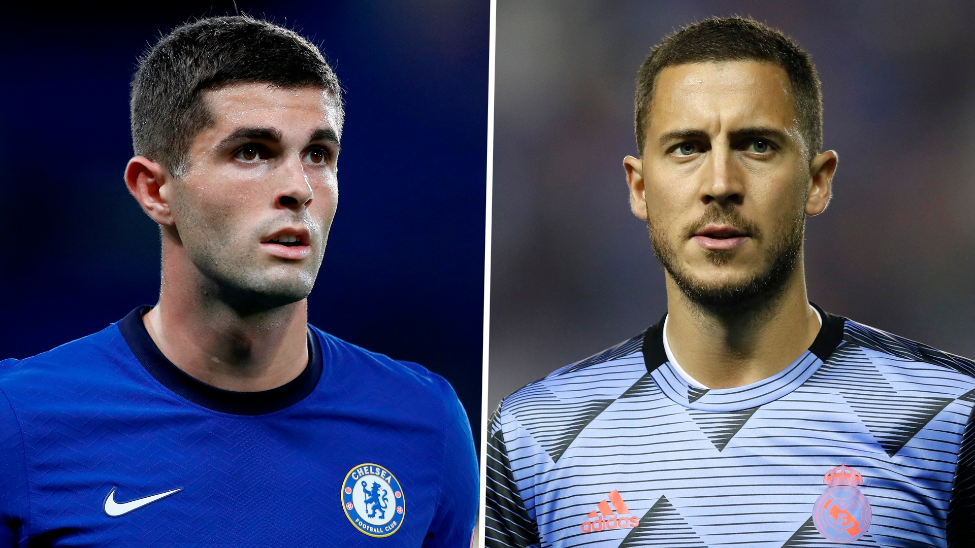 Pulisic flattered by Hazard comparisons but Chelsea winger won't model his game on Real Madrid star