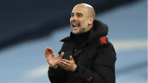 Manchester City recorded 19 games without falling behind despite the rotation of the team leading the league