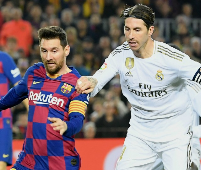 When Is The Next El Clasico The Dates Of Real Madrid Vs Barcelona