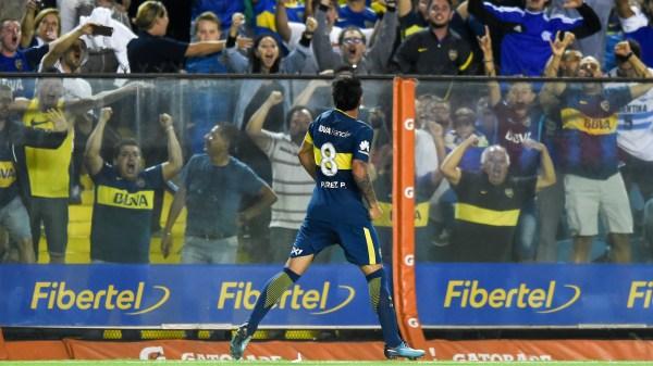 Pablo Pérez vuelve a La Bombonera: ¿cómo lo recibirán los hinchas de Boca? | Goal.com