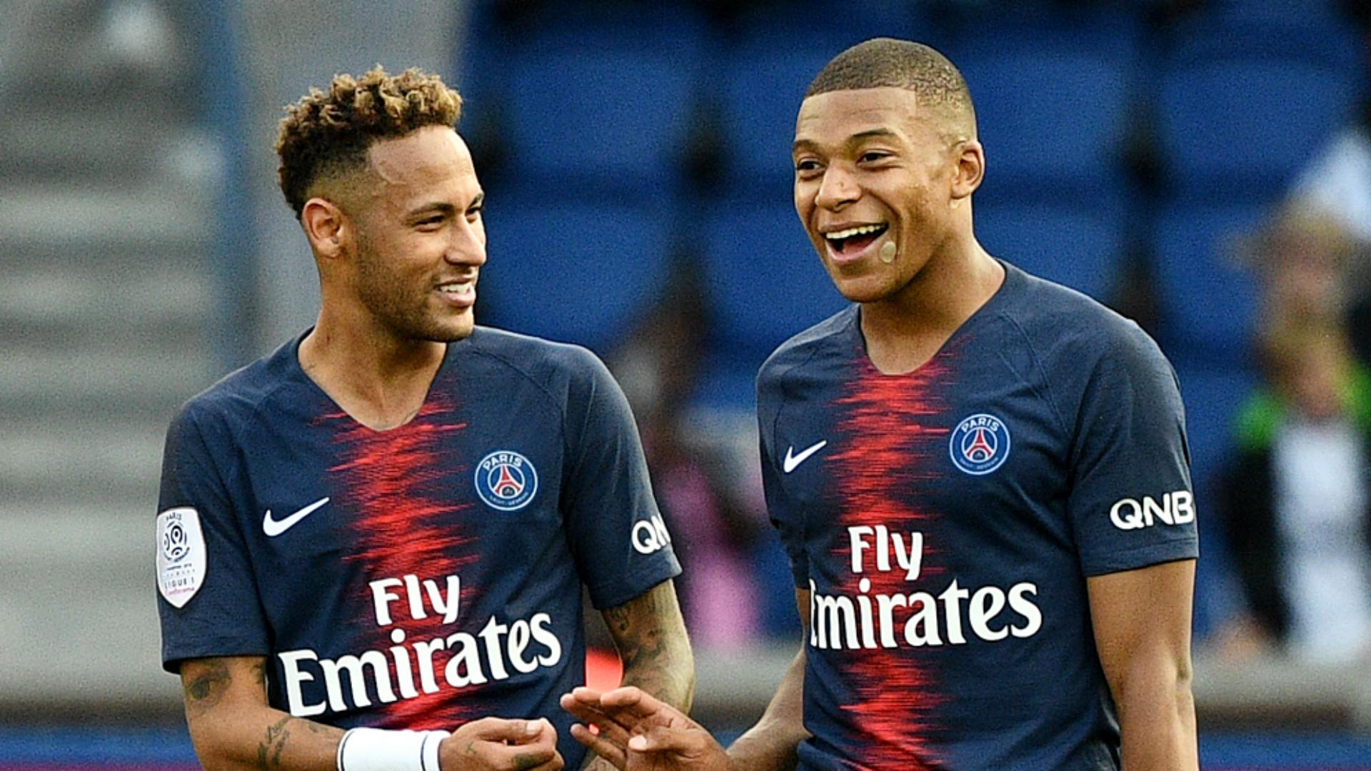 NNN: La lesión del esguince de tobillo del delantero Paris St-Germain (PSG), Kylian Mbappe, será reevaluada dentro de tres días, dijeron el sábado los campeones de la Ligue 1. Mbappe sufrió un esguince de tobillo en la victoria final de la Copa de Francia del viernes sobre St Etienne. Una dura entrada de Loic Perrin […]