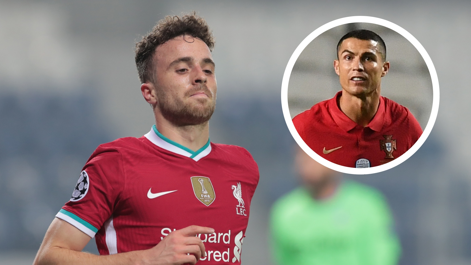 'Cristiano Ronaldo was my hero' – Liverpool star Jota on growing up admiring Portugal icon