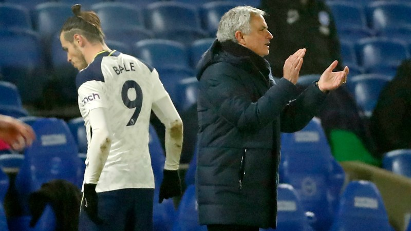 Star power over substance: Bale & Mourinho decisions dragging Tottenham  into a downward spiral | Goal.com