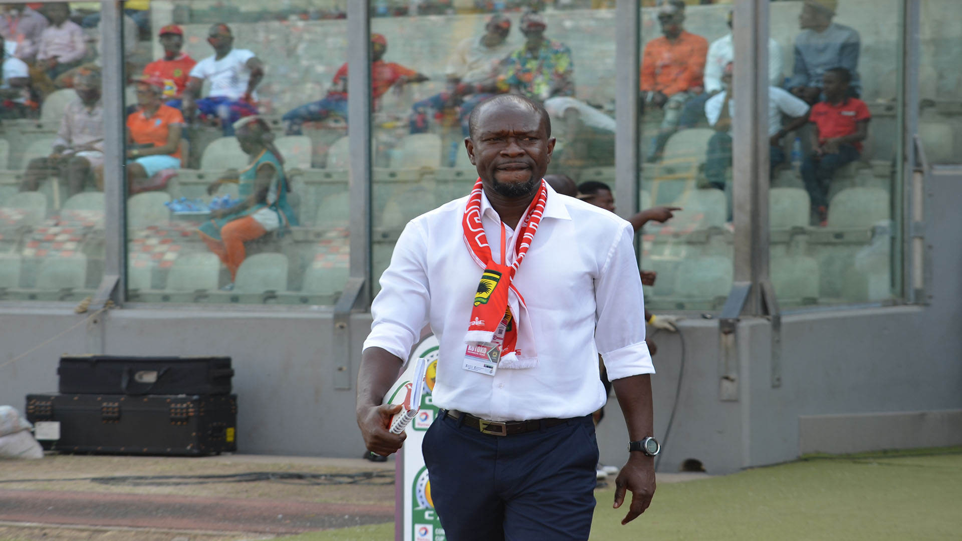 Ghana coach Akonnor urged to 'sit up' after stunning loss to Sudan