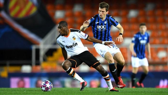 Kondogbia: Tottenham Hotspur show interest in Valencia midfielder ...