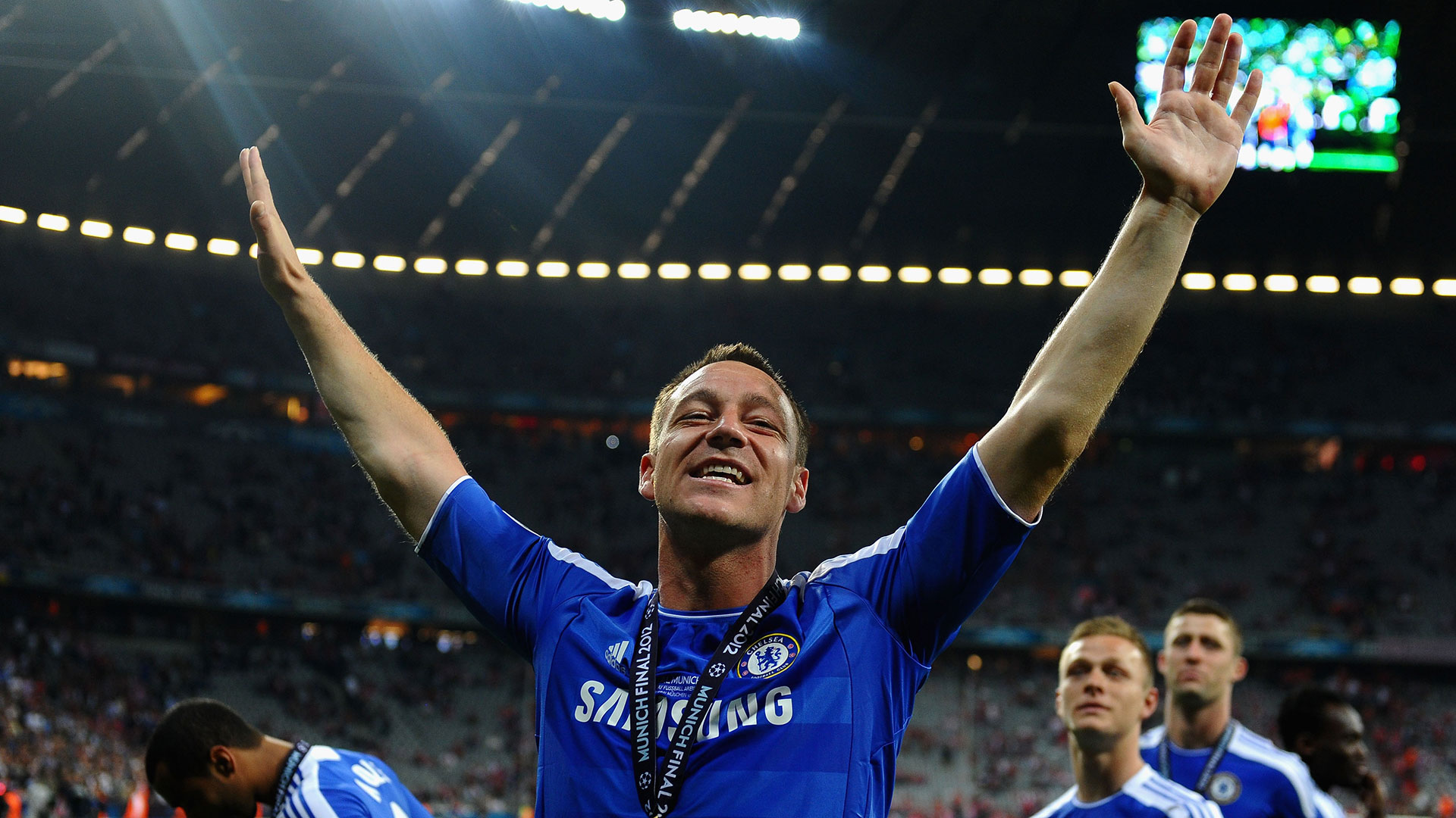 Ex Chelsea Star Tells Why John Terry Wore Full Kit After Cl Final Win