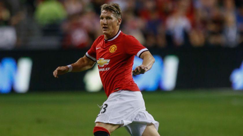 Bastian Schweinsteiger - Manchester United (Germany)