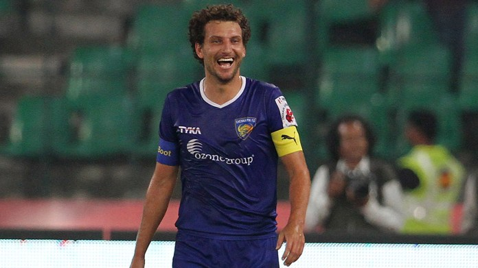 Elano Blumer retained by Chennaiyin FC for the second edition of ISL | Goal.com