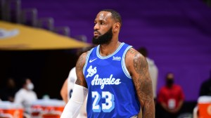 """Watch LeBron James team up with Looney Tunes in the role in the first announcement of """"Space Jam: New Legacy"""" 