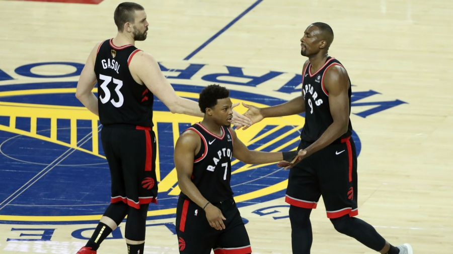 Image result for lowry gasol ibaka