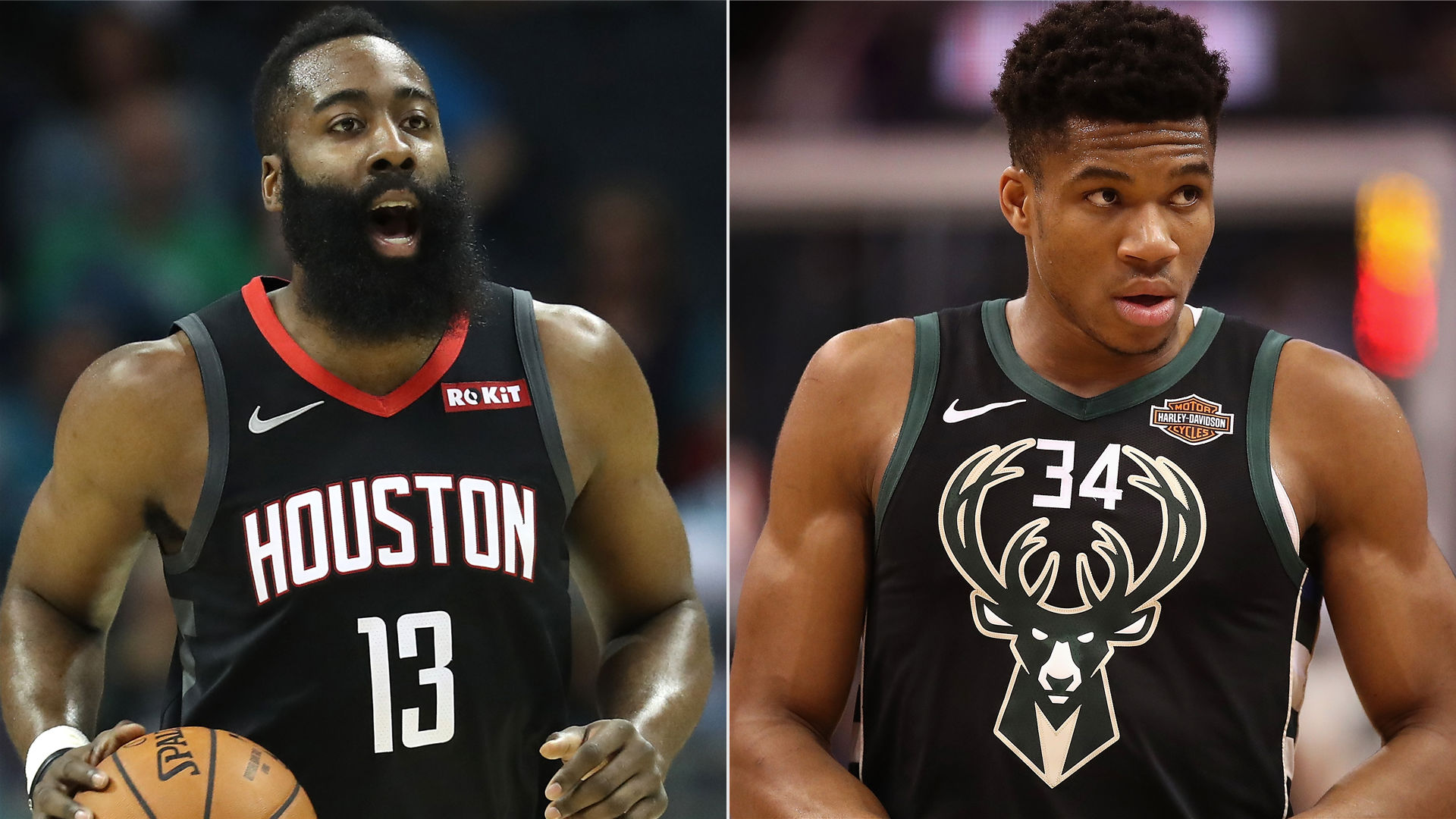 Heat Check Is James Harden Or Giannis Antetokounmpo The