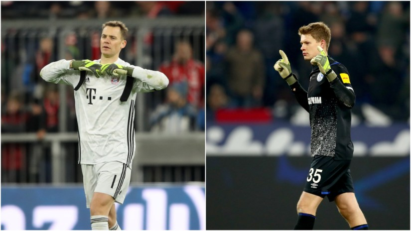 Manuel Neuer insists Alexander Nubel's arrival will not impact his FC Bayern contract negotiations 1