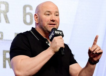 UFC to hold first Fight Island event June 27, Dana White says