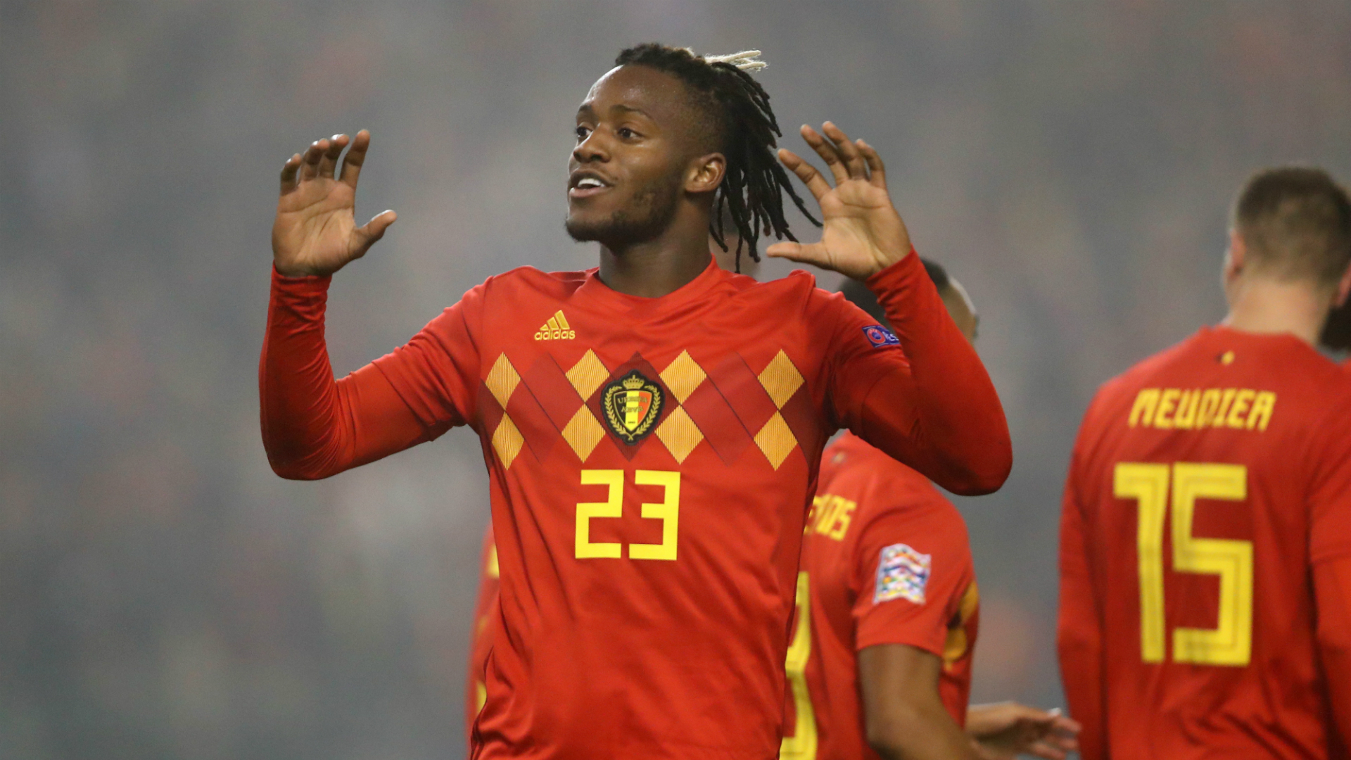 Belgium striker Michy Batshuayi scored twice as the hosts eased to a 5-1 victory over Iceland and a 12th win in a row in their UEFA Nations League clash on Tuesday. In the match at the King Baudouin Stadium, Holmbert Fridjonsson gave Iceland an early lead. But Axel Witsel, Batshuayi, Dries Mertens and teenager Jeremy […]