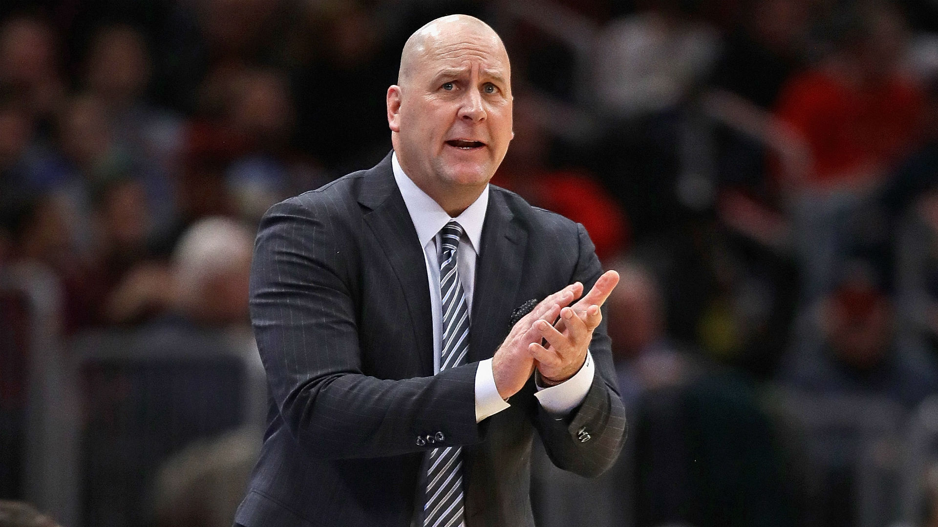 Photo of Bulls to take patient approach to decide on coach Jim Boylen's status, new vice president says