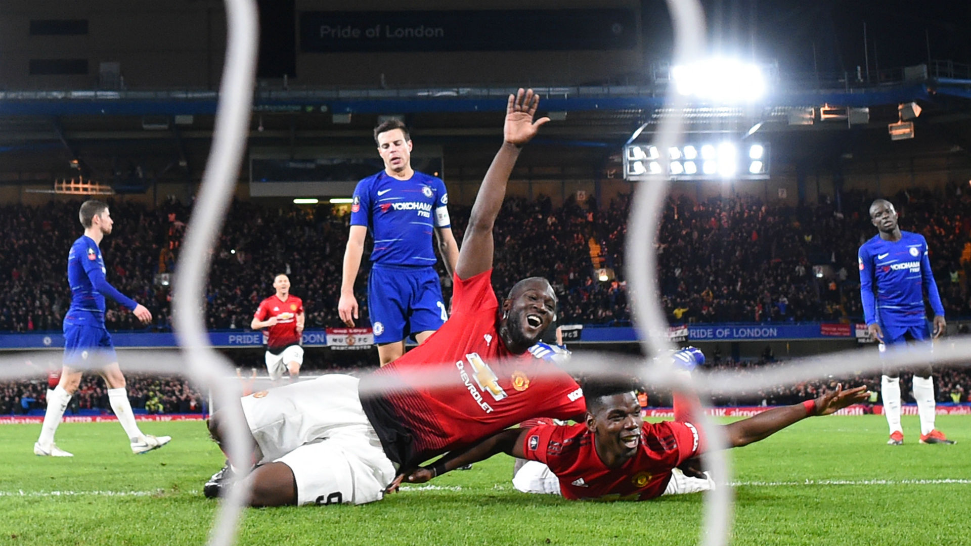 Chelsea beat Manchester United 3-1 on Sunday to book their place in an all-London FA Cup final. But they were helped by two glaring errors from goalkeeper David de Gea and an own goal by Harry Maguire. Chelsea, who face rivals Arsenal in the Aug. 1 showpiece, had lost to Manchester United three times this […]