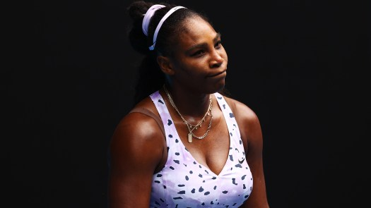 Australian Open 2020: Serena Williams upset by Wang Qiang ...