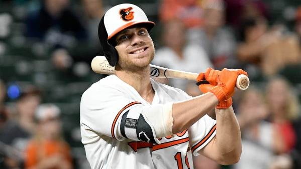 Chris Davis ties MLB record with 0-for-46 streak | Sporting News