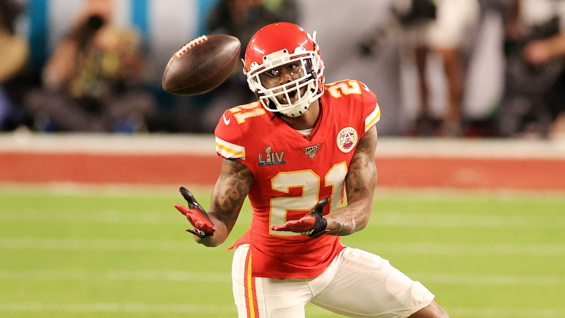 Chiefs CB Bashaud Breeland arrested on multiple charges