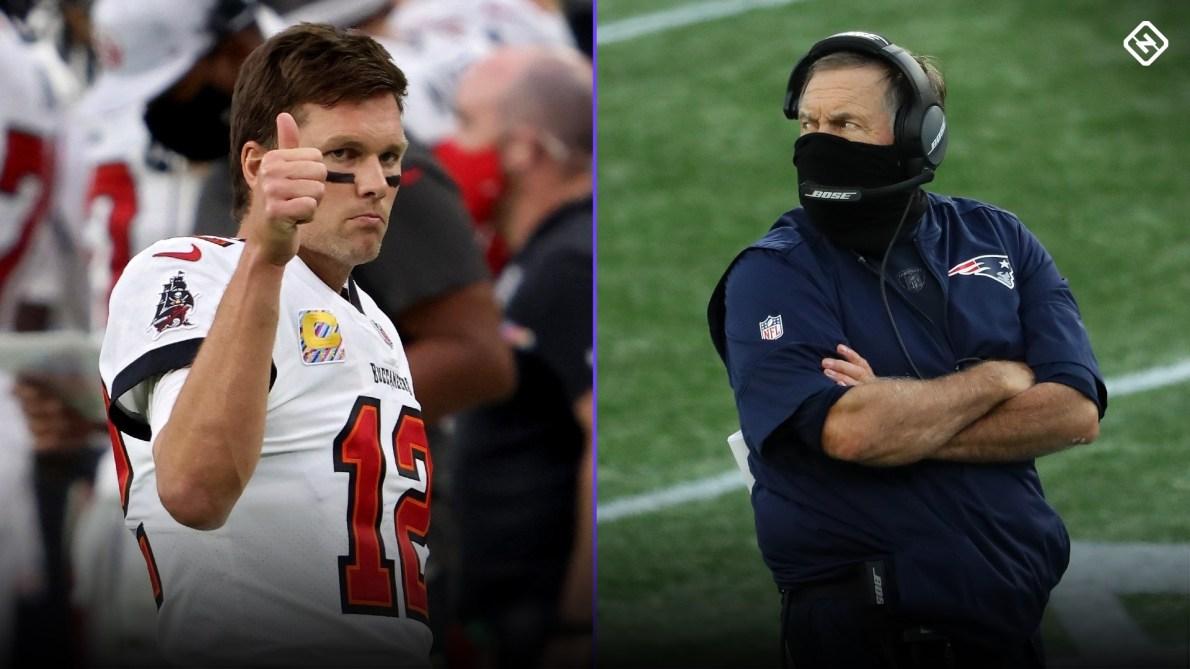 Tom Brady puts an end to Patriots debate vs. Bill Belichick with  Buccaneers' Super Bowl 55 run | Sporting News