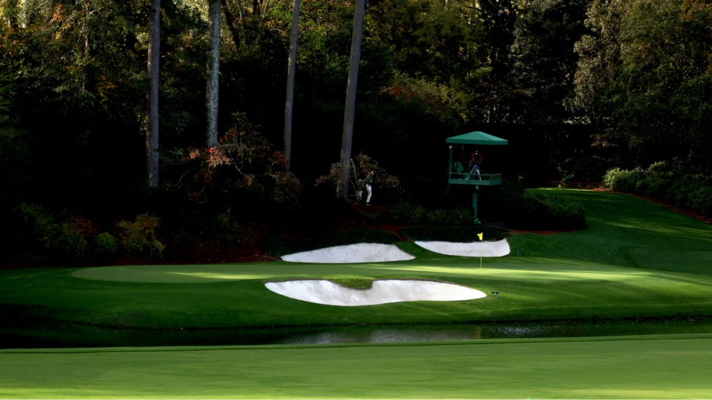 What is Amen Corner at the Masters? Augusta's iconic 11th, 12th and 13th  holes bring the drama | Sporting News