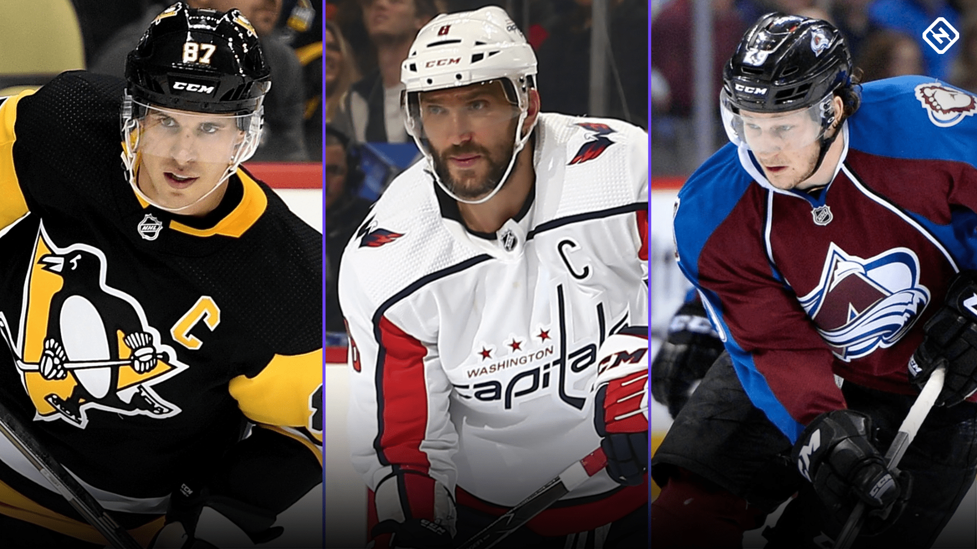 Sidney Crosby, Nathan MacKinnon, Mark Scheifele and more: A look at the NHL's best golfers