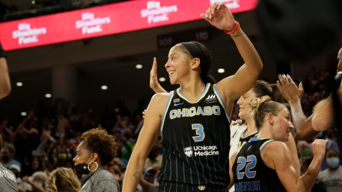candace parker and the chicago sky have booked their place in the wnba finals 1krw2q28n4bvd1ni3oe0i2hmqj