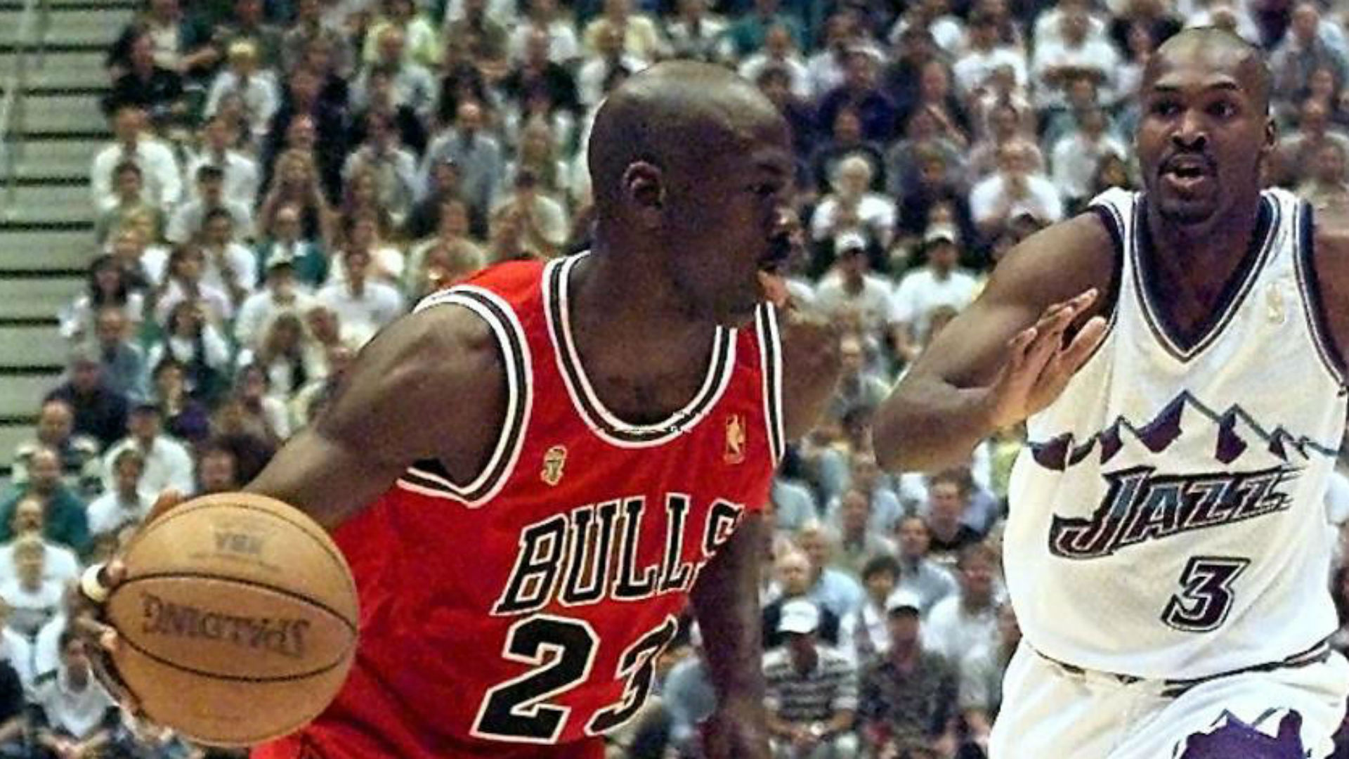 Michael Jordan's clutch play in Game 6 of 1998 NBA Finals went well beyond his last shot with Bulls