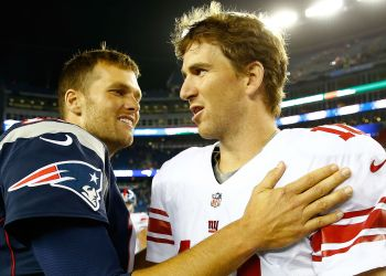 Oh no, Eli Manning joined Twitter  and Tom Brady made the perfect joke about it