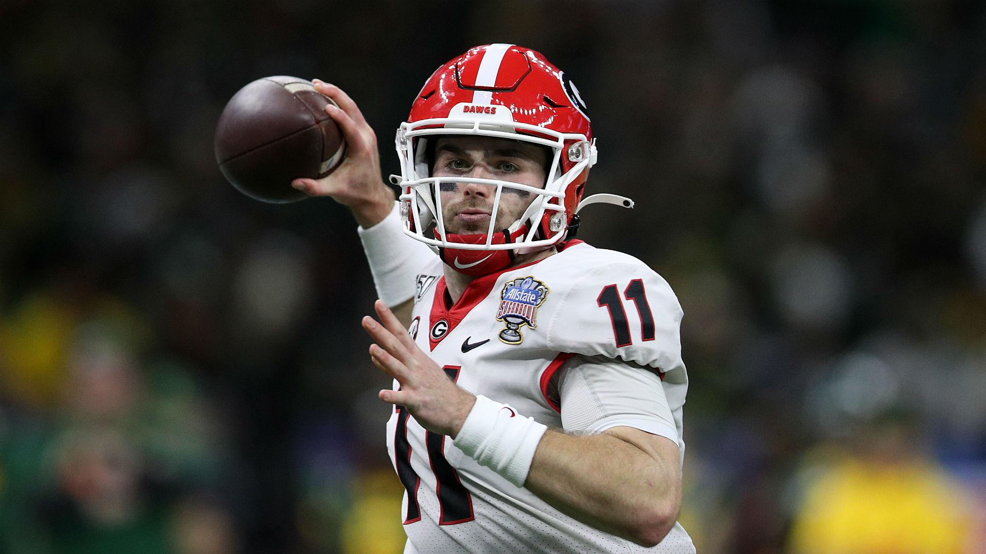 NFL mock draft 2020, Georgia version: Projecting Jake Fromm, De'Andre Swift & other Bulldogs picks