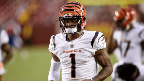 Bengals' rookie receiver Ja'Marr Chase provides insight into Dropped passes and adjustments between college and NFL