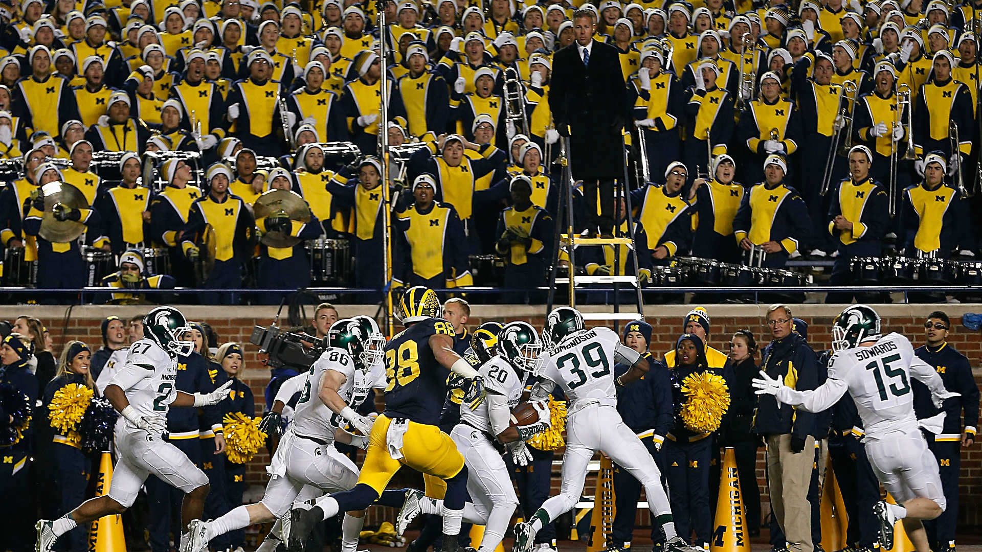 Kordell Stewart, App State and more: Michigan's most heartbreaking football losses