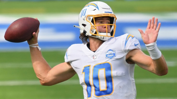 Breaking down Justin Herbert's NFL debut: Chargers rookie pushes Chiefs to  limit with surprising success | Sporting News
