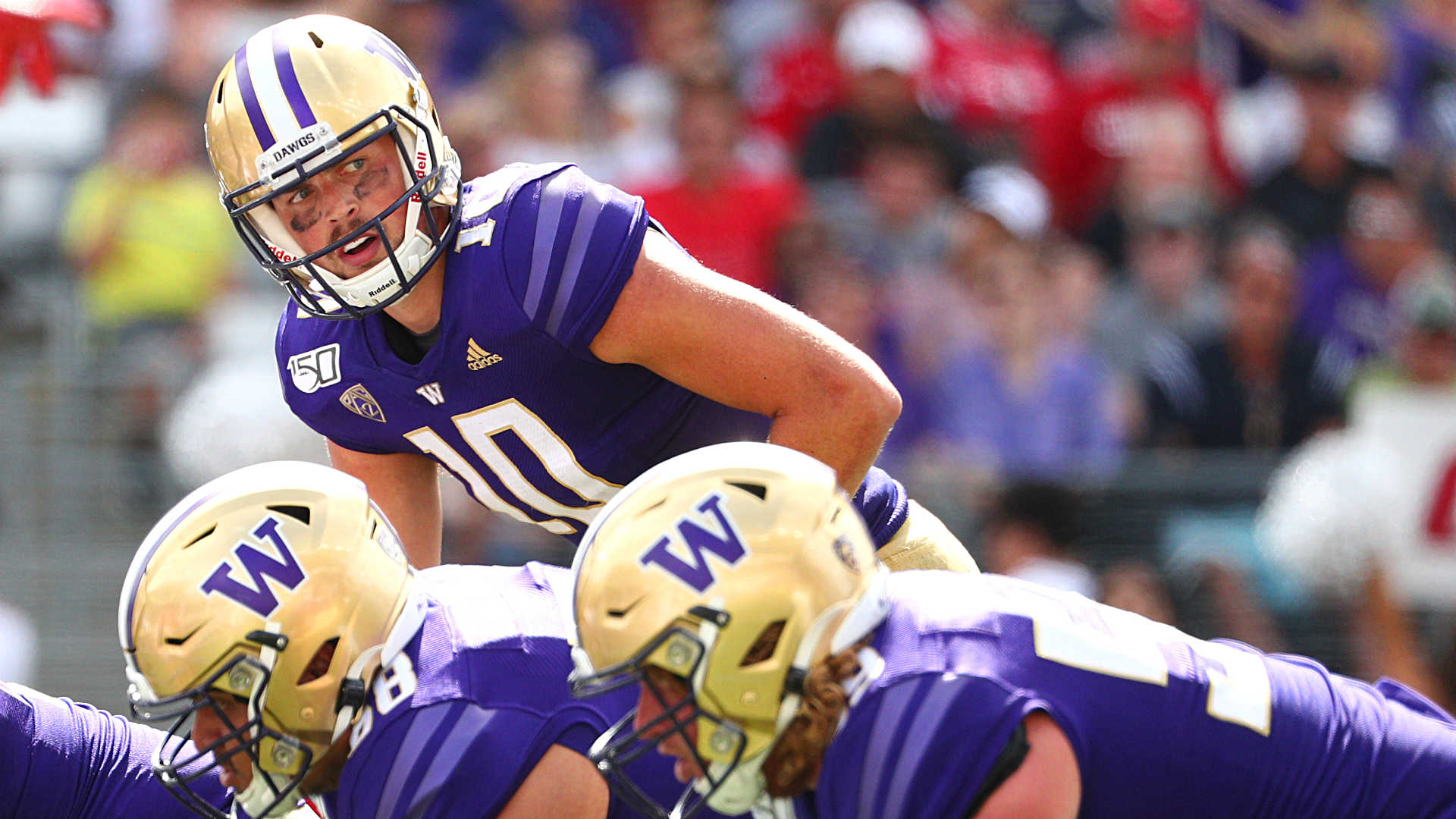 Who is Jacob Eason? Highlights, NFL Draft scouting reports & more about QB from Washington
