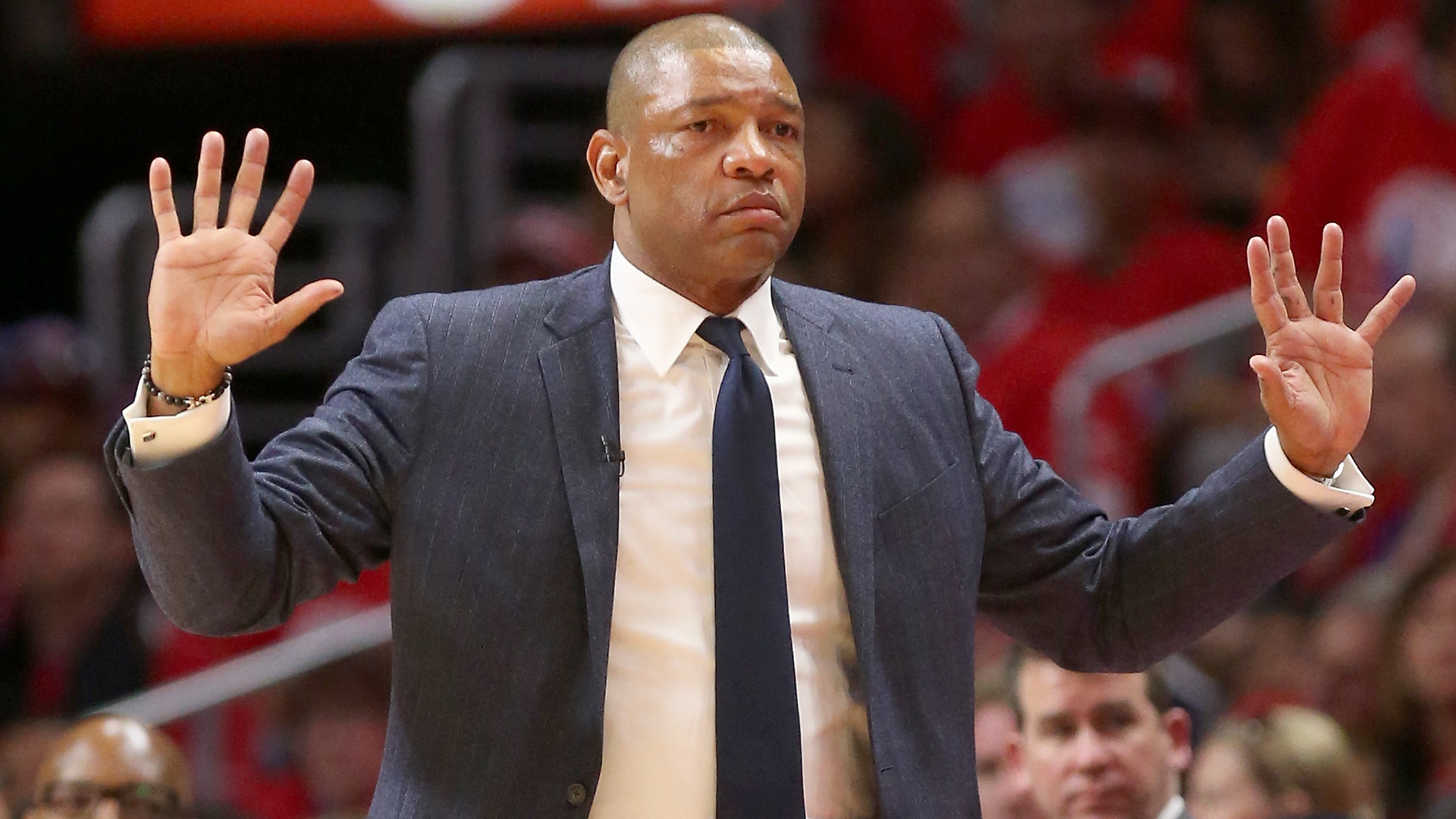 Clippers' Doc Rivers condemns George Floyd's 'murder,' recalls being profiled by police
