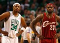 Paul Pierce confirms beef with LeBron James started after he spit at Cavs' bench
