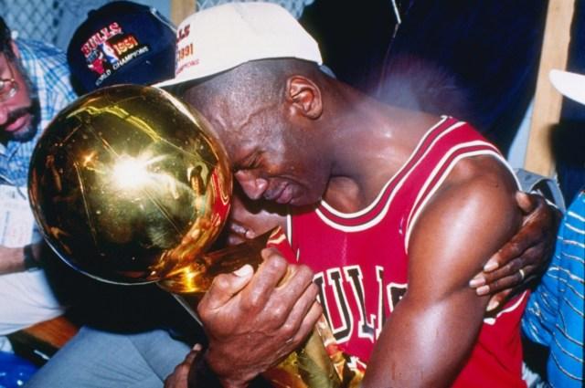 Ranking Michael Jordan's 15 most iconic basketball moments   Sporting News