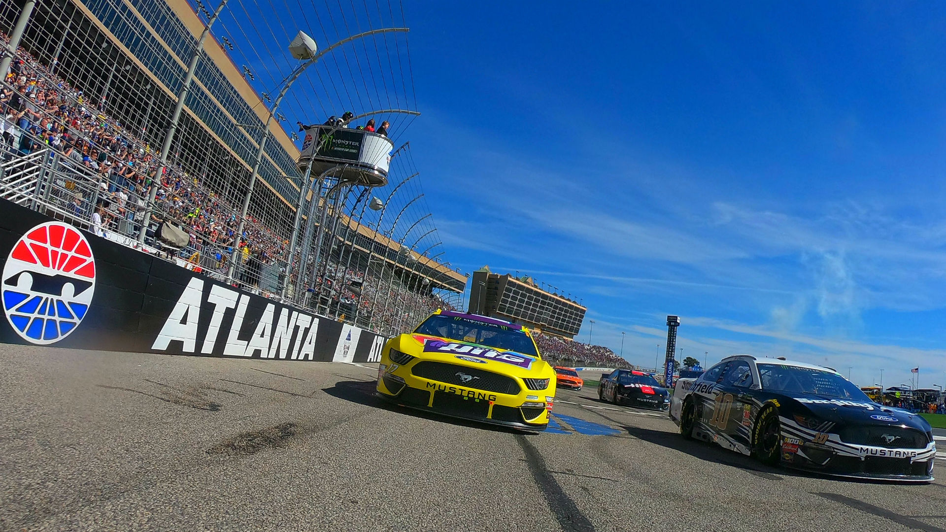 Photo of Odds for NASCAR race at Atlanta: Expert picks & favorites to win Sunday's Cup Series race