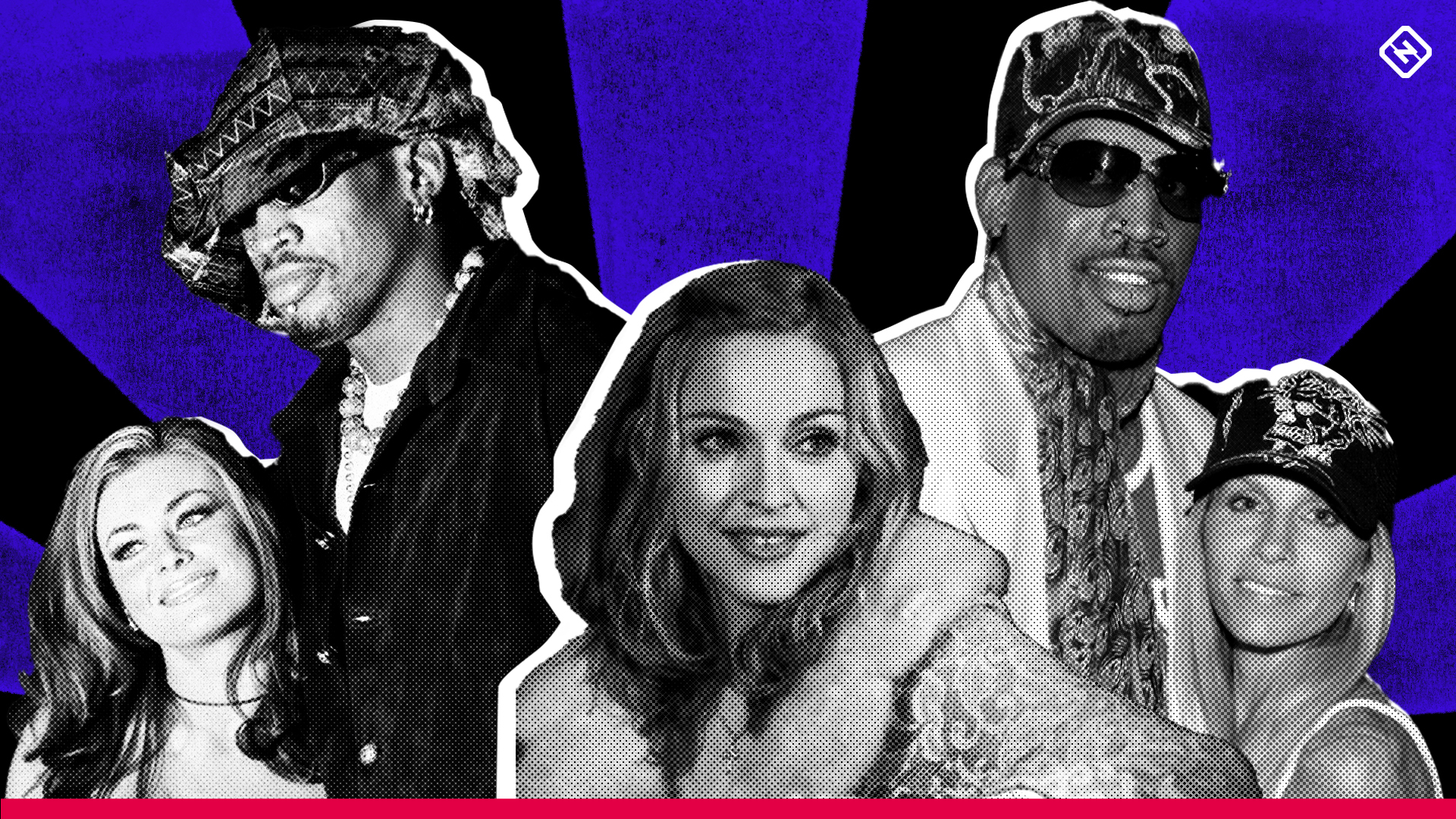 Dennis Rodman relationship timeline: What we know about famous dating history, from Carmen Electra to marriage