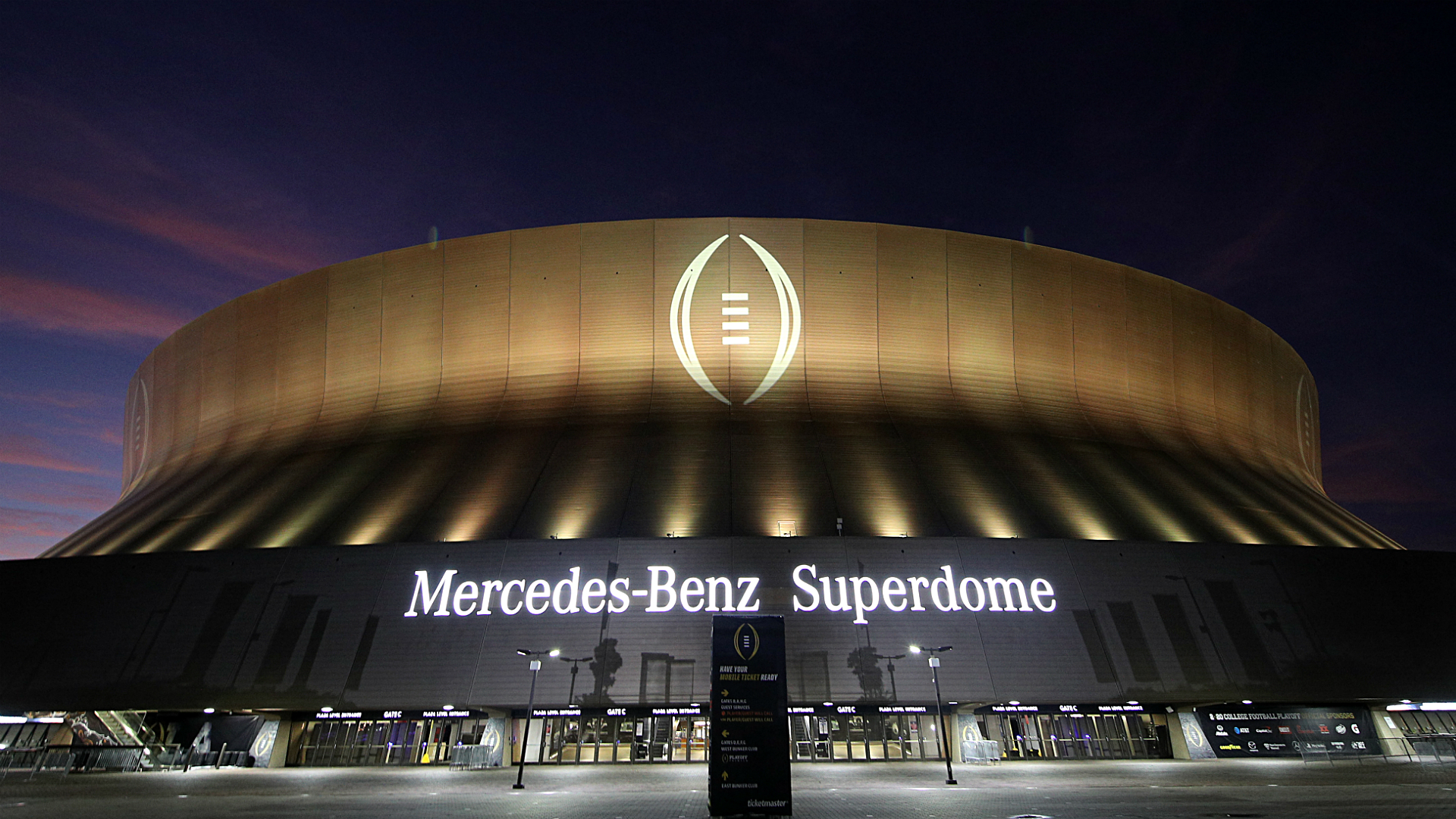 Porn site goes after New Orleans Superdome naming rights with a great pitch