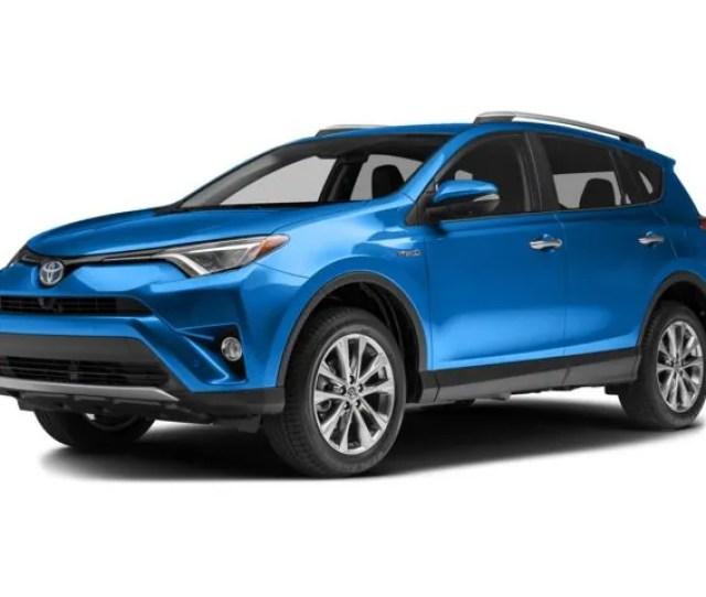 Toyota Rav Hybrid Suv