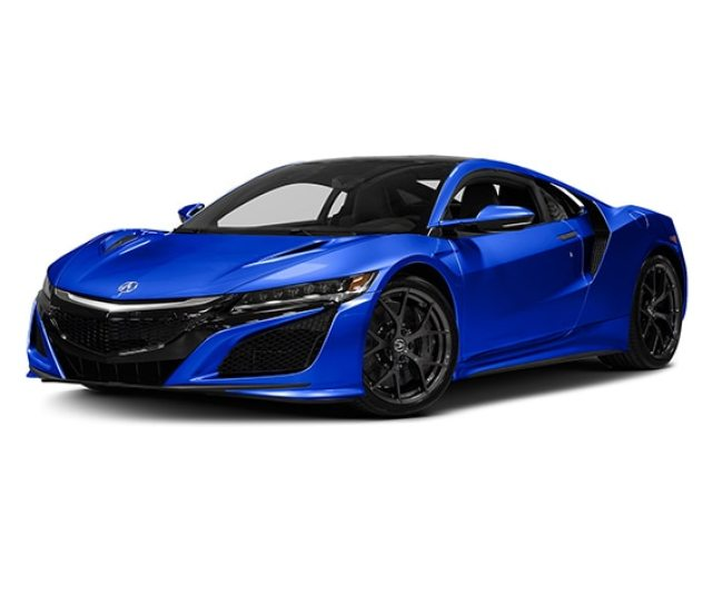 New 2018 Acura Nsx Coupe Nouvelle Blue Pearl For Sale In Honolulu Hi Stockjy000066