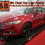 Sold 2014 Ford Fusion Se In Fontana