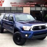 Sold 2014 Toyota Tacoma Prerunner V6 Trd Off Road Double Cab In El Cajon